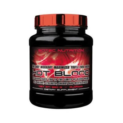Scitec Hot Blood 2.0