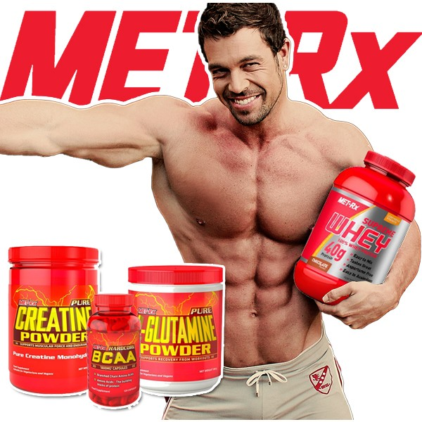 Pack volumen y definición muscular