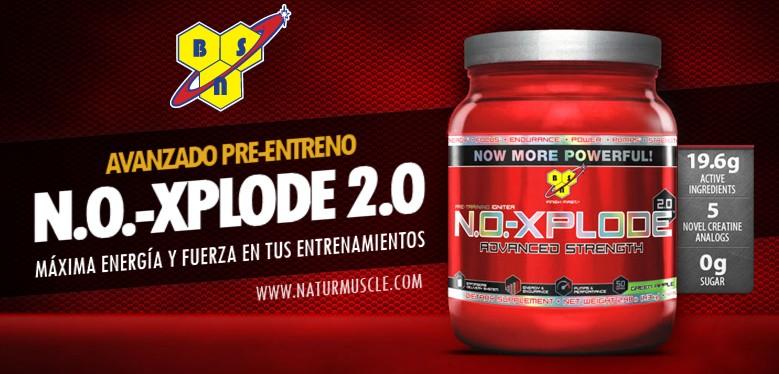 NO-Xplode 2.0 - BSN